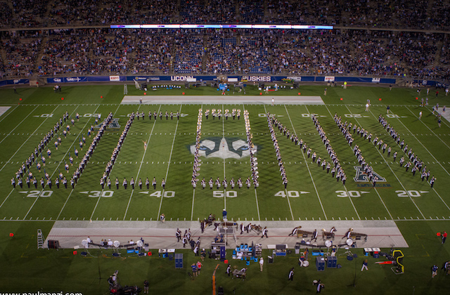 UConn Marching Band -
